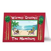 Warmest Greetings Cards & Envelopes - 6155-C
