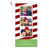 Candy Canes Photo Postcards & Envelopes - 6189