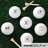 Groom's Last Round Golf Ball Set - Nike Mojo® Extremely Long - 6191-NM