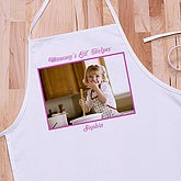 Personalized Kid's Photo Apron© - 6282-A