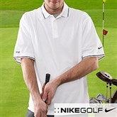 Personalized Nike Dri-FIT® Golf Polo Shirt - 6412-W