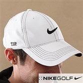 Embroidered White Nike Golf Dri-FIT® Cap - 6414