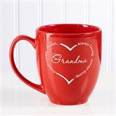 Always Loved Personalized Bistro Mug - 6492