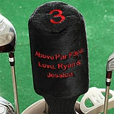 You Name It Personalized Golf Club Cover - 6497