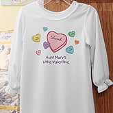 Little Valentine Nightgown - 6527NG