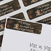 Evergreen Greetings Return Address Labels - 6539