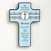 May God Bless Me© Personalized Cross - 6553