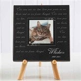 Paw Prints On Our Heart Personalized Canvas Art-12