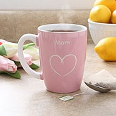 Just For Her Personalized Mug- Pink - 6622-PI