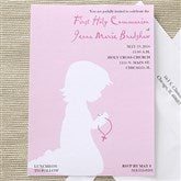 Blessed Occasion Invitations- Pink - 6658-P