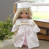 Precious Moments® Graduation Doll- Blonde - 6675-BL