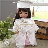 Precious Moments® Graduation Doll- Brunette - 6675-BR