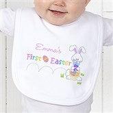 First Easter Personalized Bib - 6702-BIB