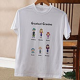 Character Collection Adult T-Shirt - 6703-T