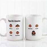 Character Collection Grandparent Coffee Mug 15 oz.- White - 6704-L