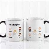Character Collection Grandparent Coffee Mug 11 oz.- Black - 6704-B