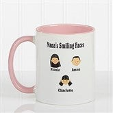 Character Collection Grandparent Coffee Mug 11 oz.- Pink - 6704-P