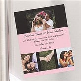 Save The Date Custom Photo Magnets - 6733-M