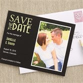 Picture Perfect Save The Date Cards - 6737-C
