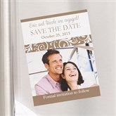 Soon To Be Photo Save The Date Cards - 6751-C