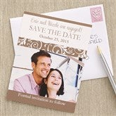 Soon To Be Photo Save The Date Magnets - 6751-M