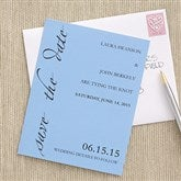 U Design It Save The Date Cards - 6755-C