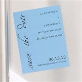 U Design It Save The Date Magnets - 6755-M