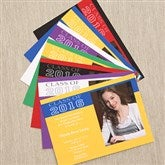 Academic Adventure Graduation Invitations - 6763