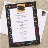 Let's Celebrate Graduation Invitations - 6770