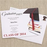 With Honors Graduation Invitations - 6772