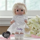 Precious Moments® Flower Girl Doll- Blonde - 6877-BL