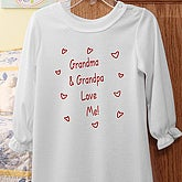 Somebody Loves Me© Girls Nightgown - 6893NG