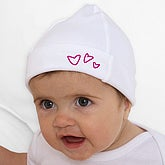 Somebody Loves Me© Infant Cotton Hat - 6893H