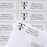 Namely Yours Return Address Labels - 6901