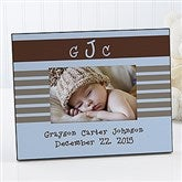 Monogram© Personalized Baby Frame - 6916