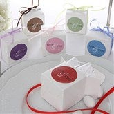 Elegant Personalized Favor Boxes - 6941