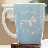 Cup of Inspiration Mug- Blue - 6952-BL