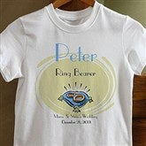Our Ring Bearer© - Youth T-Shirt - 7020YT