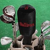 Monogram Golf Club Cover- Name - 7034-N