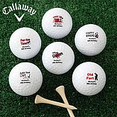 Over the Hill Golf Ball Set - Callaway® Warbird Plus - 7137-CW