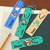 You Choose Personalized Bookmark Set - 7164