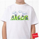B is for Bug Personalized Hanes® Youth T-Shirt - 7167-YCT