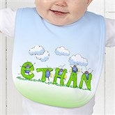 B is for Bug Personalized Baby Bib - 7167-B