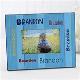That's My Name Boys Personalized Frame - 7169