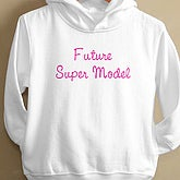 You Name It Toddler Hooded Sweatshirt - 7202-THS