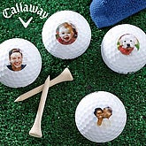 Photo Perfect Golf Ball Set - Callaway® Warbird Plus - 7210-CW