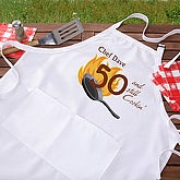 Still Cookin Personalized Apron - 7216-A