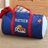 Embroidered All-Star Duffel Bag - 7348