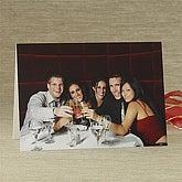 Birthday Photo Personalized Greeting Card - Horizontal - 7496-H