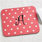 Dot to Dot Personalized Mouse Pad - 7620